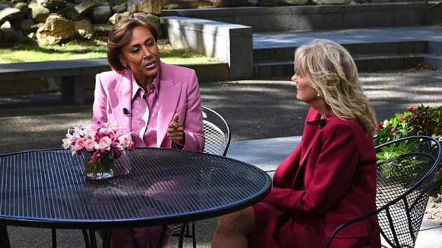 first-lady-dr.-jill-biden-speaks-out-on-her-mission-to-get-people-screened-for-breast-cancer