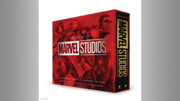"""'the-story-of-marvel-studios:-the-making-of-the-marvel-cinematic-universe'-book-includes-""""personal-stories,""""-authors-say"""